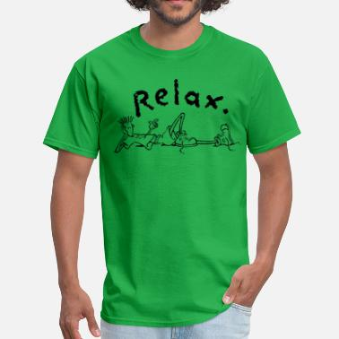 fido relax - Men's T-Shirt