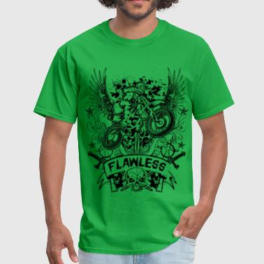Flawless Motocross Freestyle - Men's T-Shirt