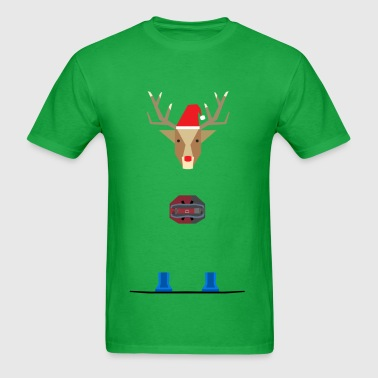 Christmas Wakestyle - Men's T-Shirt