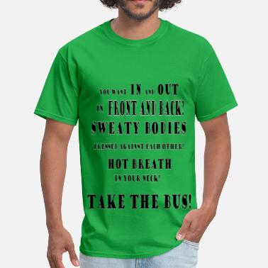 Schools Out In and Out - Men's T-Shirt