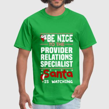 Provider Relations Specialist - Men's T-Shirt