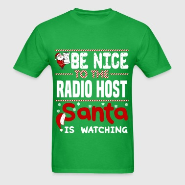 Radio Host - Men's T-Shirt