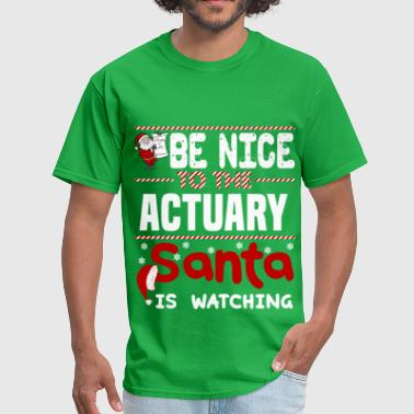 Actuary - Men's T-Shirt