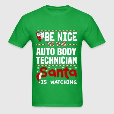 Auto Body Technician - Men's T-Shirt
