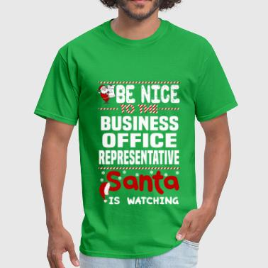 Business Office Representative - Men's T-Shirt