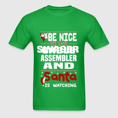 Shop Cable Assembler And Swager Funny T-Shirts online | Spreadshirt