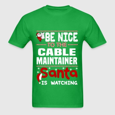 Cable Maintainer - Men's T-Shirt