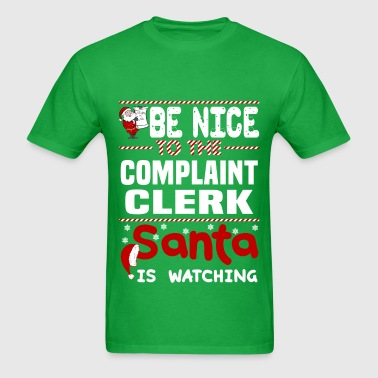 Complaint Clerk - Men's T-Shirt