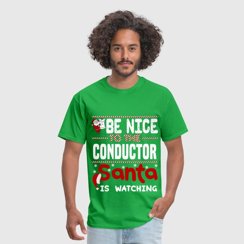 Conductor - Men's T-Shirt