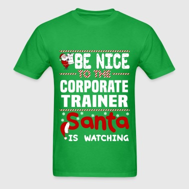 Corporate Trainer - Men's T-Shirt