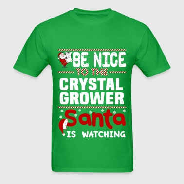 Crystal Grower - Men's T-Shirt