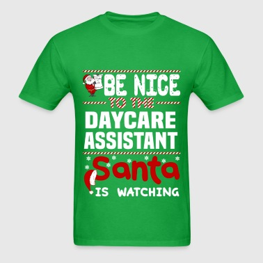 Daycare Assistant - Men's T-Shirt