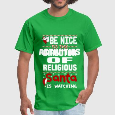 Religious Christmas Director Of Religious Activities - Men's T-Shirt