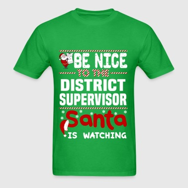 District Supervisor - Men's T-Shirt
