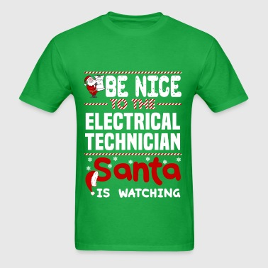 Electrical Technician - Men's T-Shirt