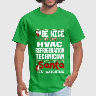 HVAC Refrigeration Technician - Men's T-Shirt