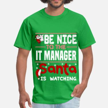 It Manager IT Manager - Men's T-Shirt