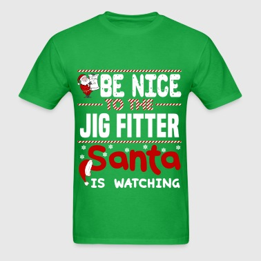 Jig Fitter - Men's T-Shirt