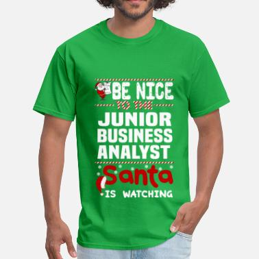 Junior Analyst Junior Business Analyst - Men's T-Shirt