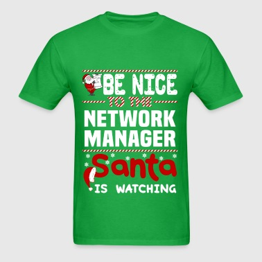 Network Manager - Men's T-Shirt