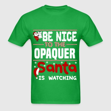 Opaquer - Men's T-Shirt