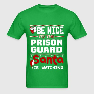 Prison Guard - Men's T-Shirt
