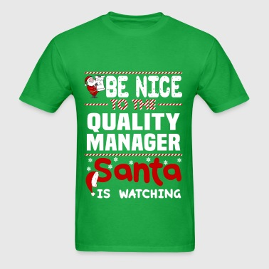Quality Manager - Men's T-Shirt