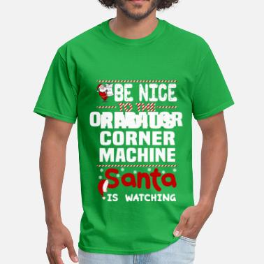 Radius Radius Corner Machine Operator - Men's T-Shirt