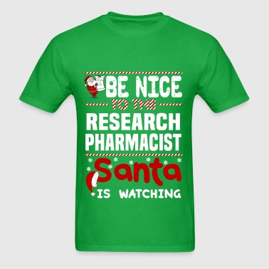 Research Pharmacist - Men's T-Shirt