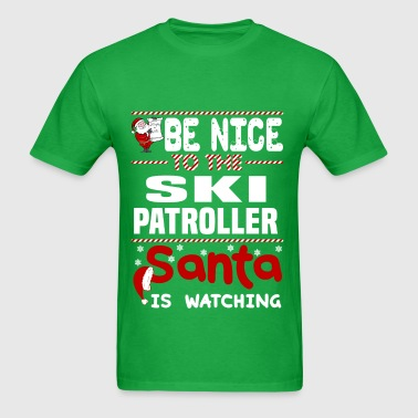 Ski Patroller - Men's T-Shirt