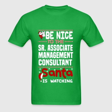 Sr. Associate Management Consultant - Men's T-Shirt