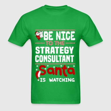 Strategy Consultant - Men's T-Shirt