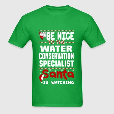 Water Conservation Specialist - Men's T-Shirt