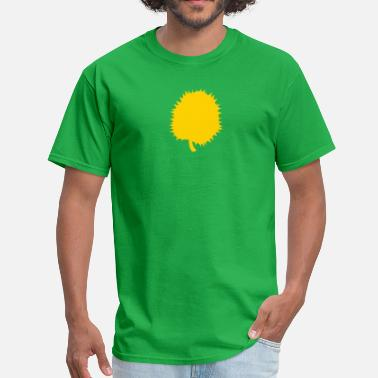 Fruits Singapore durian fruit of South east ASIA - Men's T-Shirt