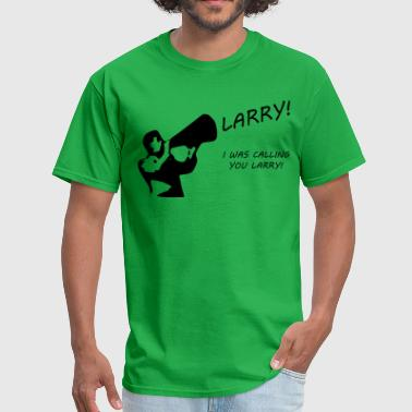 larry2 - Men's T-Shirt