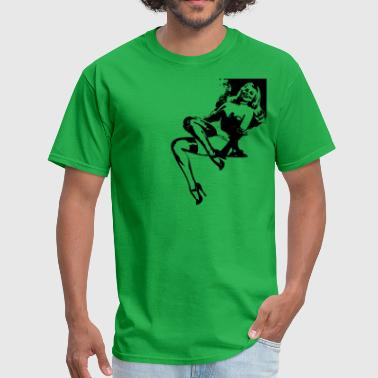 Pinups pinup - Men's T-Shirt