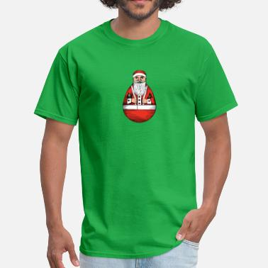 Roly Santa Claus Roly Poly - Men's T-Shirt