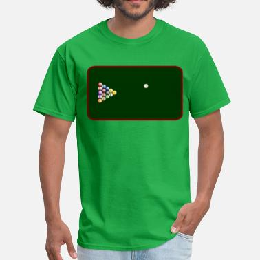 Pool Shark pool - Men's T-Shirt