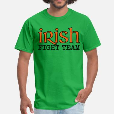 Team Irish irish fight team - Men's T-Shirt