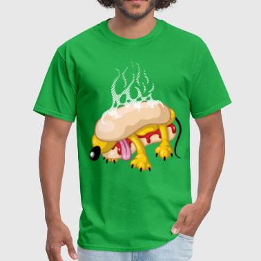 Chinese Fast food - Men's T-Shirt