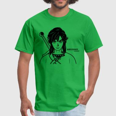 Link (Breath of the Wild) - Men's T-Shirt