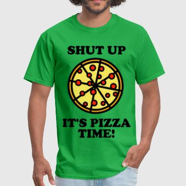 Pizza Time! - Men's T-Shirt