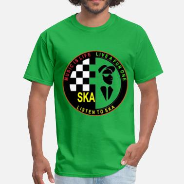 Ska Music ska - Men's T-Shirt