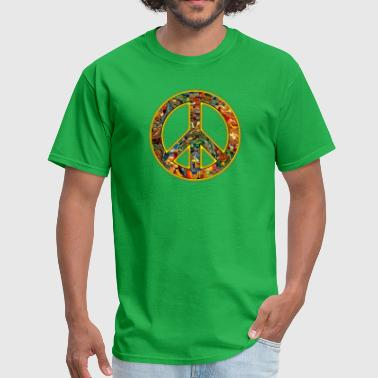70's Hippie - Men's T-Shirt