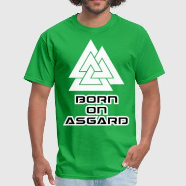 asgard wite - Men's T-Shirt