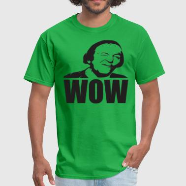 Eddy Wally's WOW! - Men's T-Shirt