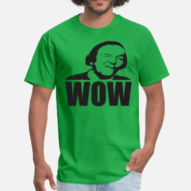 Wow Meme Eddy Wally's WOW! - Men's T-Shirt