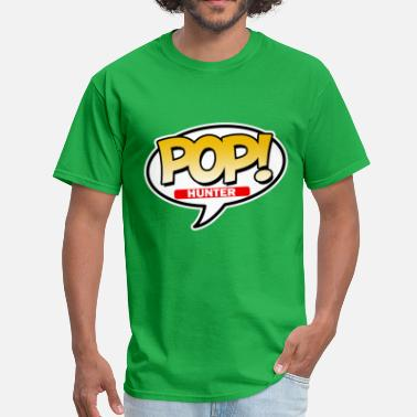 Funko Pop Pop Hunter funny - Men's T-Shirt