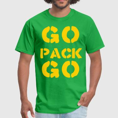 Go Pack Go - Men's T-Shirt