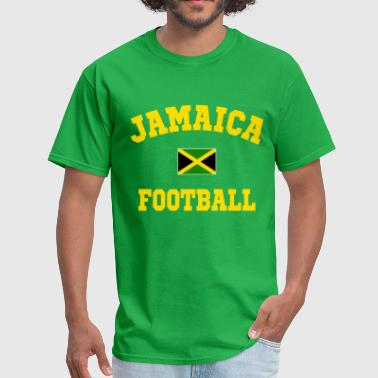 Jamaica Football jamaica_football - Men's T-Shirt